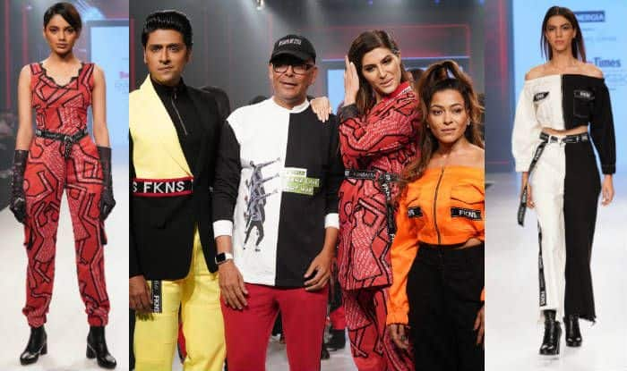 Designer Narendra Kumar Fkns Collection Showcases Life Amid Covid 19 Pandemic Through Fashion India Com