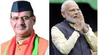 After 'Modi Aarti', This BJP MLA Wants to Build a 'Modi Temple' With the PM's Idol; Says 'I Worship Him'