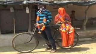 Trending News Today May 01, 2020: UP Groom Cycles 100 Kms To Get Married Amid Lockdown, Brings Back Bride On the Cycle Itself