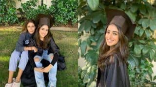 'Class of 2020'! Shweta Bachchan's Daughter Navya Naveli Nanda Graduates, Proud Mother Hosts DIY Graduation Ceremony