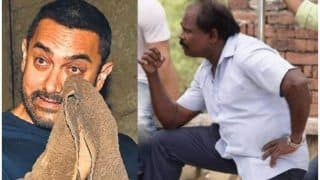 Aamir Khan's Spot Boy And Long Time Assistant Amos Passes Away of Heart Attack