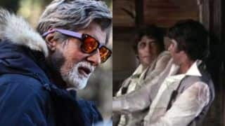 Amitabh Bachchan Shares Hilarious Scene From Amar Akbar Anthony, Says 'Grief Will Never Leave But Show Must go on'