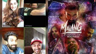 Disha Patani Reunites With Her 'Favourite Malang Boys' Anil Kapoor, Aditya Roy Kapur, Kunal Kemmu