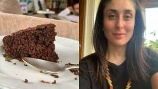Kareena Kapoor Khan Devours Into Chocolate Cake Baked by Karisma Kapoor And It Will Leave You Watery Mouth