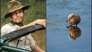 World Migratory Bird Day 2020: Randeep Hooda Shares Picture of Fowl From Corbett Tiger Reserve, Says 'Guest is God'
