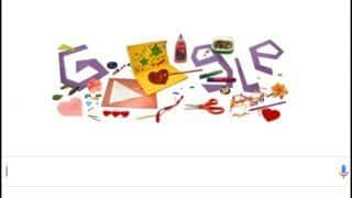 Mother's Day 2020: Google's Interactive Doodle Goes All Crafty, Allows You to Make Virtual Card And Mail it to Mommy