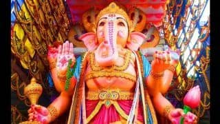 COVID-19 to Overshadow Ganesh Festival, Hyderabad's Tallest Khairatabad Idol Shrinks to One Foot From 66 Feet