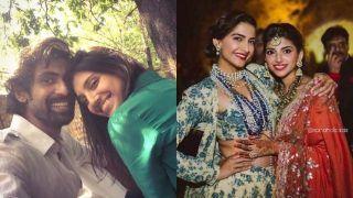 'भल्लालदेव' की होने वालीमंगेतर Miheeka Bajaj के बारे में ये बातें जानना है अहम, सोनम कपूर से जुड़ा है तार