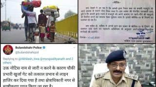 'Is This For Real?' Twitter Asks After FIR Threatened Against Those Serving Migrants on UP Highway Goes Viral
