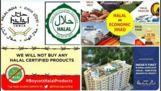 Hindutva Outfits Trigger Wave of Islamophobia to Curb 'Economic Jihad', BJP MLA Backs #BoycottHalalProducts on Twitter