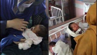 Afghan Woman Inspires Others to Breastfeed 20 Newborns who Lost Their Mothers After Terror Attack in Kabul Maternity Hospital