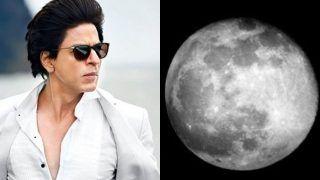 क्या आप जानते हैं कि शाहरुख़ खान के पास चाँद पर भीज़मीन है?