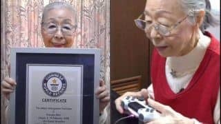 Gamer Grandma: Meet Hamako Mari, 90-Year-Old Japanese Woman With Guinness Record For Being Oldest Gaming YouTuber