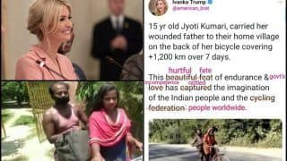 Twitter Brutally Trolls Ivanka Trump's Tweet Glorifying Migrant Workers' Poverty And Helplessness Amid COVID-19 as 'Beautiful Feat'