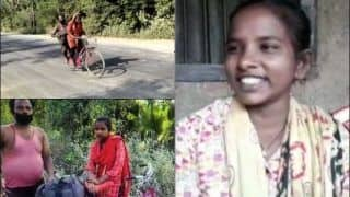 'Will Sponsor Her Education in Any Stream': Lok Janshakti Party Offers to Sponsor Education of Bicycle Girl Jyoti Kumari