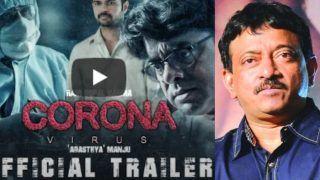 कोरोना वायरस पररामगोपाल वर्मा की फिल्म हुई तैयार, रिलीज हुआ ट्रेलर