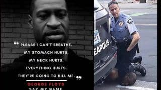 George Floyd Murder: Twitter Left 'Disgusted' as Video of 3 Cops 'Murdering' Black Man Goes Viral, Calls Out 'Spineless Police Force' of America