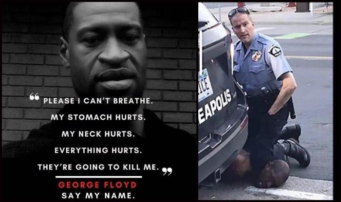 George Floyd Murder: Twitter Left 'Disgusted' as Video of 3 Cops ...