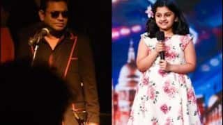 'Nice to Wake up to This': Video of 10-Year-Old Girl's Performance on Britain's Got Talent Makes AR Rahman's Day And THIS Tweet is Proof!