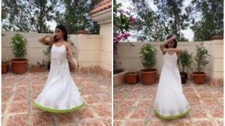 VIDEO: मौनी रॉय ने 'सवार लूं' गाने पर ऐसा किया डांस, जिसे देख आपकी निगाहें नहीं हटेंगी
