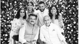 Sonam Kapoor Shares Unseen Pic of Both Parents, Thanks Them For Being Her And Anand's Role Models