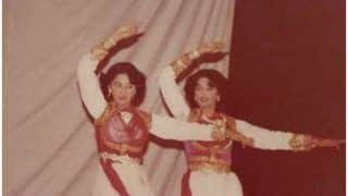 Madhuri Dixit Nene Shares Unseen And Rare Picture From School Dance Competition