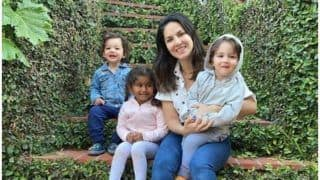 Sunny Leone Moves Out of India For The Safety of Her Kids Against COVID-19, Reaches LA With Family