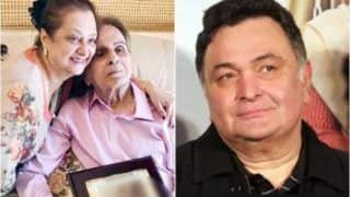Dilip Kumar And Saira Banu Remember How Rishi Kapoor Personally Visited Them to Keep The Bond Alive in Emotional Tribute