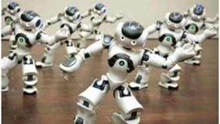 त्रिपुरा विश्वविद्यालय के वैज्ञानिक ने रद्दी सामाग्री से बनाया रोबोट, कोरोना मरीजों की करेगा देखभाल