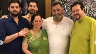 Neil Nitin Mukesh on Rishi Kapoor's Demise: 'He Was Like a Father Figure, Papa Misses His Chintu'