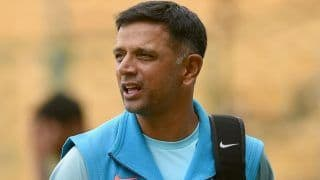 The Crowd at Eden Gardens Helped India win 2001 Kolkata Test: Rahul Dravid