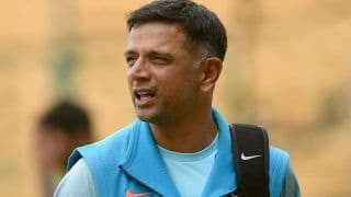 I Told Dravid he Was Not Out After ODI in 1996: Latif