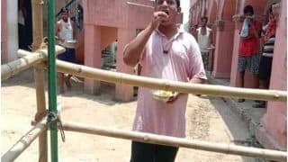 This Man At a Quarantine Centre in Bihar's Buxar Eats 40 Chapatis, 10 Plates of Rice Daily
