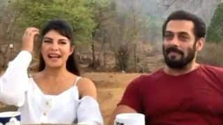 Salman Khan And Jacqueline Fernandez Bring 'Tere Bina' From Panvel Farmhouse, Waluscha D'Souza Interviews Them