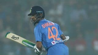 MS Dhoni is The Best Captain I Have Played Under: Shikhar Dhawan