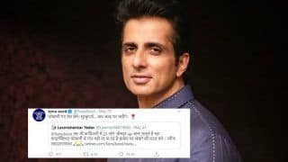 How Sonu Sood Replies to Migrant Workers on Twitter Deserves Whole New Round of Appreciation