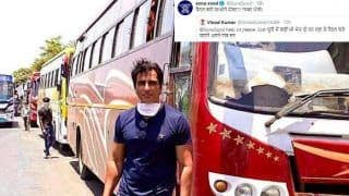 Sonu Sood Trends on Twitter as People Thank Him For Being The Messiah For Migrant Workers