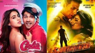 Entertainment News Today, May 11: Sooryavanshi, Coolie No. 1 And 3 More Big Films to Release on Diwali? Hear From Experts