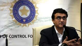 COVID-19 Vaccine Will Bring Cricket Back to Normal, Says Sourav Ganguly