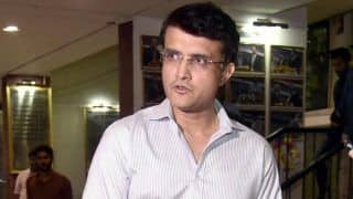 Current Situation Due to Coronavirus is Upsetting And Scary: Sourav Ganguly