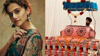 Taapsee Pannu's Grandmother 'Biji' Passes Away: 'Leaves us With a void That will Stay Forever'