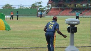 Vincy Premier T10 League: सुनील अंब्रीश की ताबड़तोड़ बल्लेबाजी के दम पर ब्रेकर्स ने दर्ज लगातार 5वीं जीत