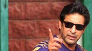 17 Years Since I Retired But Still Some People Using my Name to Promote Themselves: Wasim Akram