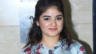 Zaira Wasim Leaves Twitter And Instagram After Controversial Tweet Justifying Locust Attacks by Using a Verse From Holy Quran