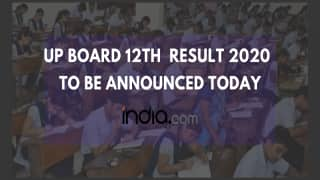 Uttar Pradesh Board 12th Result 2020 to be Announced Today at 12:30 PM, Check on upmsp.edu.in