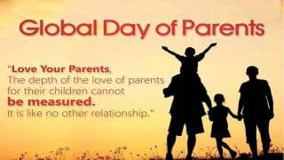 Global Day of Parents 2020: Share These Beautiful Quotes With Your Parents to Express Your Love And Emotions