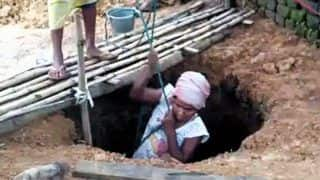 Extraordinary Feat: 24-Year-Old Woman Digs 15-Feet Well To Help Her Ailing Mother Get Access To Water
