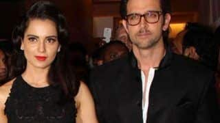 Kangana Ranaut Takes Dig at Hrithik Roshan, Says 'My Ex Lives in Rented House, I Own My House And Office'