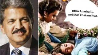 Work From Home Woes: Anand Mahindra Shares Meme Showing His Frustration With Webinars, Calls It 'Webinarcoma'