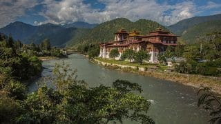 Bhutan Announces Its First Nationwide Lockdown With 113 Cases as Capital Thimphu Becomes Hotspot